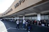 Philippines : suspension des vols de passagers entrants pendant une semaine