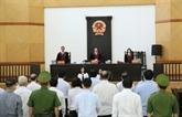 Procès en 2e instance de deux anciens présidents du Comité populaire de Dà Nang