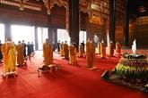 Félicitations pour le 2564e anniversaire de Bouddha