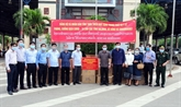 Thua Thiên-Huê soutient Savannakhet (Laos) en matériel médical