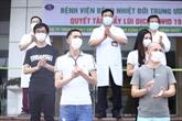 Coronavirus : le nombre de cas demeure inchangé, deux cas graves s'améliorent