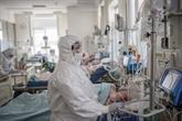 Russie : 10.102 nouvelles contaminations