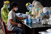 COVID-19 : l'Indonésie commence à produire des kits de test rapide