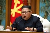 Kim Jong Un reçoit une médaille commémorative de Vladimir Poutine