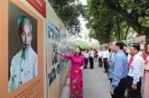 Ouverture d'une exposition sur le Président Hô Chi Minh à Hanoï