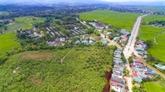 Changement dans le vestige historique de Thanh Nua
