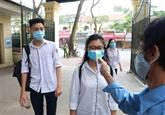 Les médias internationaux rapportent le retour à l'école au Vietnam