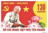 De nombreuses activités pour marquer le 130e anniversaire du Président Hô Chi Minh