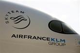 Air France-KLM : au moins une perte de 1,8 milliard d'euros