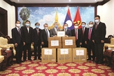 Le Vietnam champion de la solidarité internationale