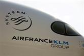 Air France-KLM affiche une perte de 1,8 milliard d'euros