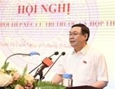 Les électeurs de Hanoï apprécient les résultats du combat contre le COVID-19