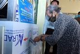 COVID-19 : l'Union des organisations d'amitié de HCM-Ville aide les personnes dans le besoin