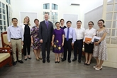 Le Vietnam et les États-Unis cherchent à renforcer leur partenariat intégral