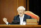 Les dirigeants vietnamiens félicitent leurs homologues russes pour le Jour de la victoire