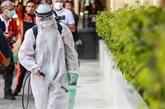 De nouvelles contaminations en Asie du Sud-Est