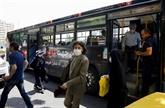 Virus en Iran : 3.000 nouveaux cas en 24h, un pic inédit depuis deux mois