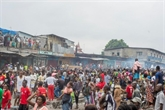 RDC : trois morts dans des manifestations contre la fermeture du grand marché