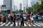 COVID-19 : l'Indonésie autorise à transporter plus de passagers