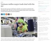 Les médias allemands et japonais apprécient les opportunités de l'EVFTA