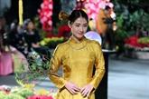 Áo dài et beaux paysages du Vietnam en fête ce week-end à Hôi An