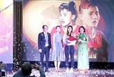 La joueuse khmère Chuong Thi Kiêu a remporté le prix du fair-play 2019