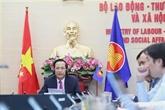 Resserrer la coopération de l'ASEAN pour minimiser l'impact du COVID-19 sur les vulnérables