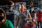 Plus de 1,5 million de cas en Amérique latine, les bourses à la peine
