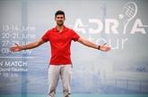 Tennis : Djokovic régale ce week-end à Belgrade