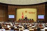 Les législateurs continueront de discuter des questions de personnel