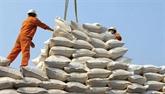 Le Vietnam va exporter 60.000 tonnes de riz aux Philippines