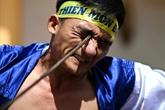 Tordre du métal avec son nez : le retour en force du Thiên Môn Dao, art martial vietnamien