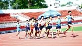 Hô Chi Minh-Ville termine en tête du tournoi d'athlétisme 2020