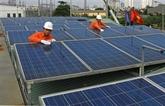 Hô Chi Minh-Ville compte plus de 7.300 projets d'énergie solaire