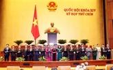 L'AN approuve les vice-présidents et membres du Conseil électoral national
