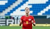 Allemagne : Leipzig gagne et conforte sa troisième place