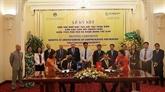 Phu Yên signe un protocole d'accord avec la Banque mondiale
