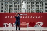 La fermeture de la Chine bouleverse entreprises et enseignants