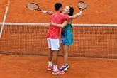 À Belgrade, le tennis à la fête devant un public enthousiaste
