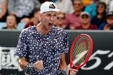 UTS : Popyrin remporte le premier match du tennis à la sauce Mouratoglou
