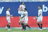 Espagne : le Séville FC accroché chez Levante