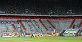 Europe : le public des stades devra encore patienter