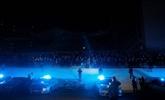 Des centaines de policiers manifestent à travers la France