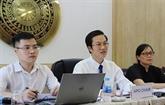 Productivité : le Vietnam promeut la collaboration entre l'APO et l'ASEAN