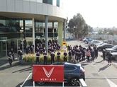 Le constructeur automobile vietnamien VinFast inaugure son bureau en Australie
