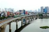 Train urbain Cat Linh - Hà Dông : l'entrepreneur général chinois de retour