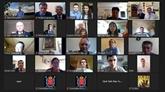 Réunion virtuelle en l'honneur de grands anniversaires de la Russie et du Vietnam