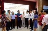 Le 21 juin : les autorités de Hanoï rencontrent 300 journalistes