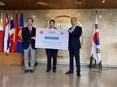La R. de Corée aide les pays de l'ASEAN à améliorer la capacité de détection du COVID-19