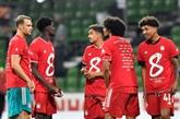 Allemagne : le Bayern décroche son 30e titre de champion, le premier à huis clos !